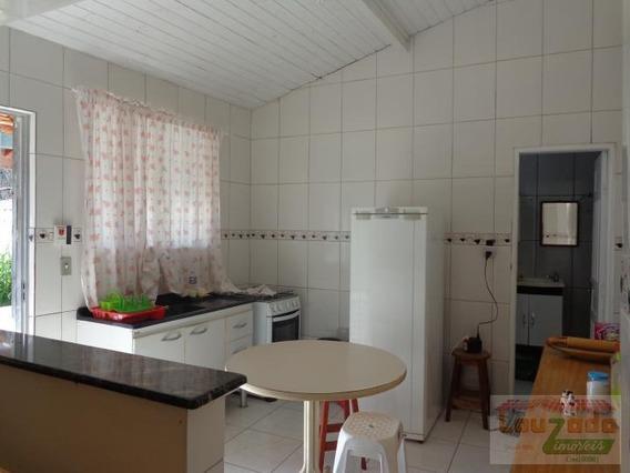 Edícula Para Venda Em Peruíbe, Centro, 1 Dormitório, 1 Banheiro, 8 Vagas - 0974_2-482393
