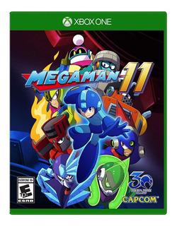 Megaman 11 Xbox One Nuevo Y Sellado (en D3 Gamers)