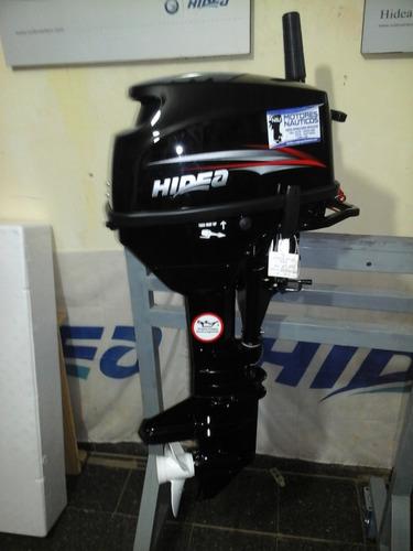 Motor Fuera De Borda Hidea 9.8 Hp 2t Yamaha Parsun Powertec