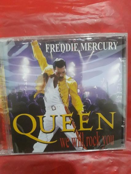 Cd Novo, Queen ( Freddie Mercury)