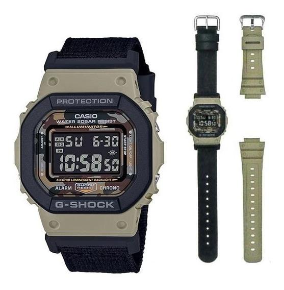 Relógio Casio G-shock Dw-5610sus-5dr Militar Ed. Limitada