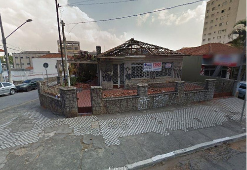Terreno Comercial À Venda, Penha, São Paulo. - Te0508
