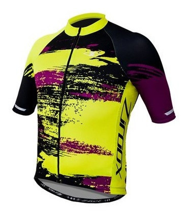 Jersey Remera Ciclismo Bicicleta Ziroox Motion - Racer
