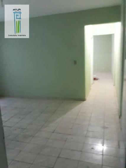 Casa Com 2 Dormitórios Para Alugar, 70 M² Por R$ 1.600,00/mês - Lauzane Paulista - São Paulo/sp - Ca0316