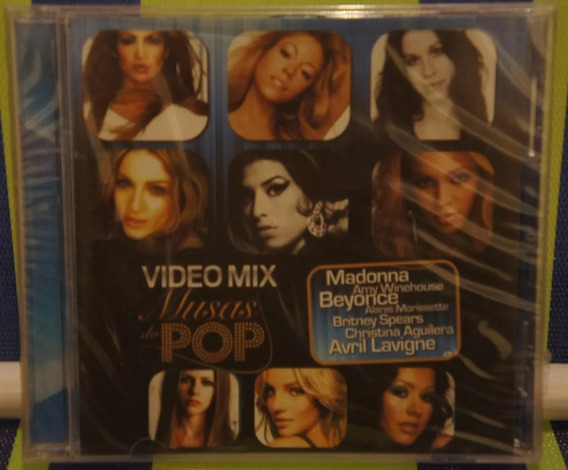 Cd Musas Do Pop Internacional - Varias Cantoras ( Lacrado)