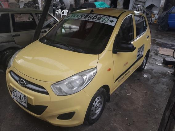 Taxi I10 2014