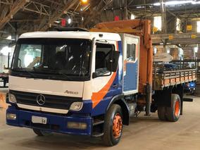 Mercedes-benz Mb 1418 Munk Carroceria - Center Truck