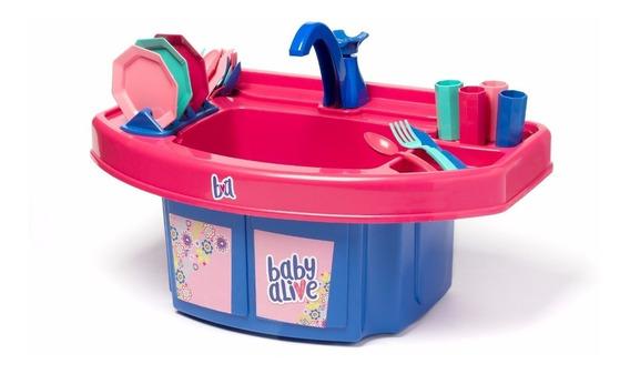 Baby Alive Pia Divertida - Cotiplás Brinquedos Menina Bebe