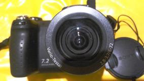 Sony Dsc-h5 Com Pequeno Defeito.