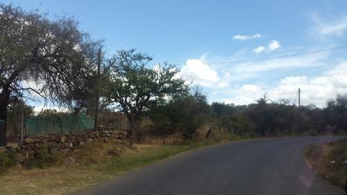 Terreno En Venta Zapotlanejo El Huaje