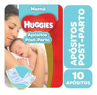 Apósitos Post Parto Huggies Mamá X 10