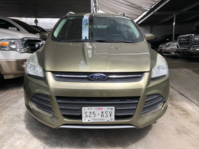Ford Escape 2.5 Se L4 At 2013 Tela Vverde