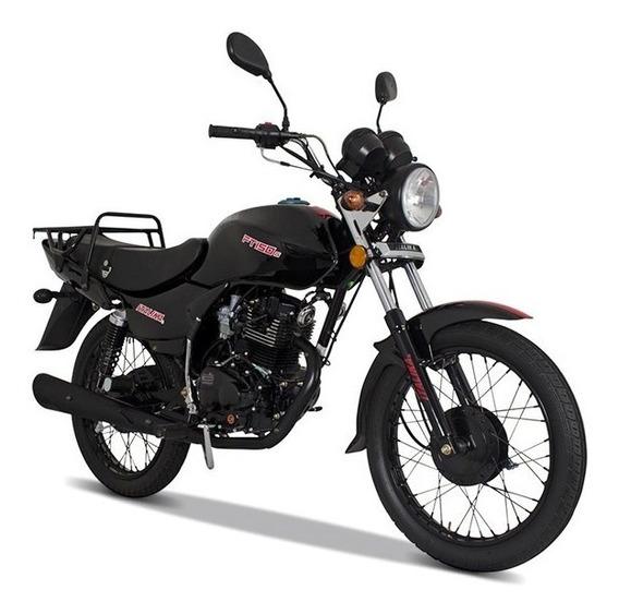 Moto Italika Ft150 G Negro