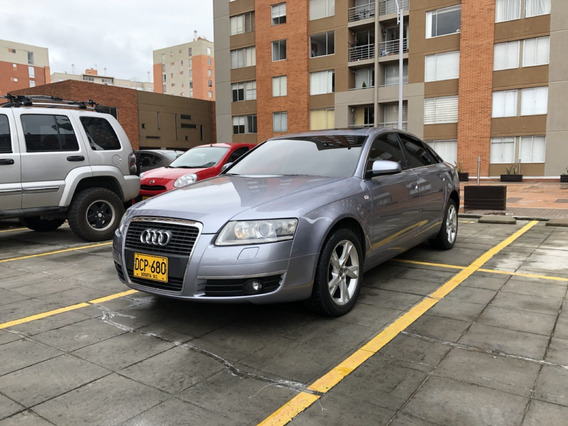 Audi A6 2.8 V6 Fsi Full Equipo