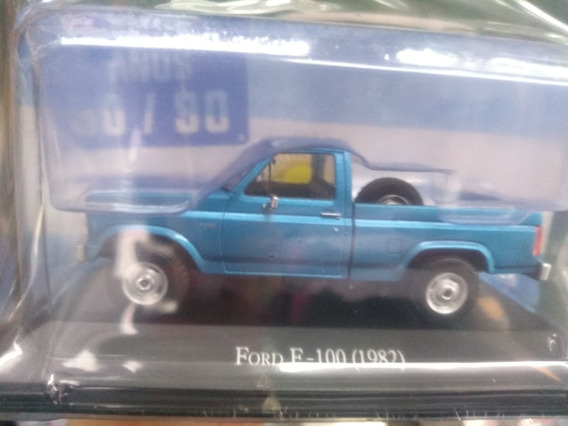 Ford F-100 Salvat Autos Argentinos Inolvidables #15
