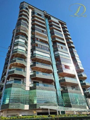 Apartamento Grande De 2 Quartos À Venda No Canto Do Forte Com Lazer Comleto, Aceita Financiamento Bancário!!! - Ap4502