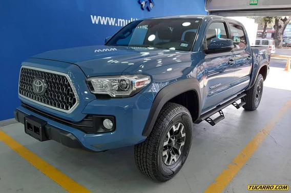 Toyota Tacoma Trd-multimarca