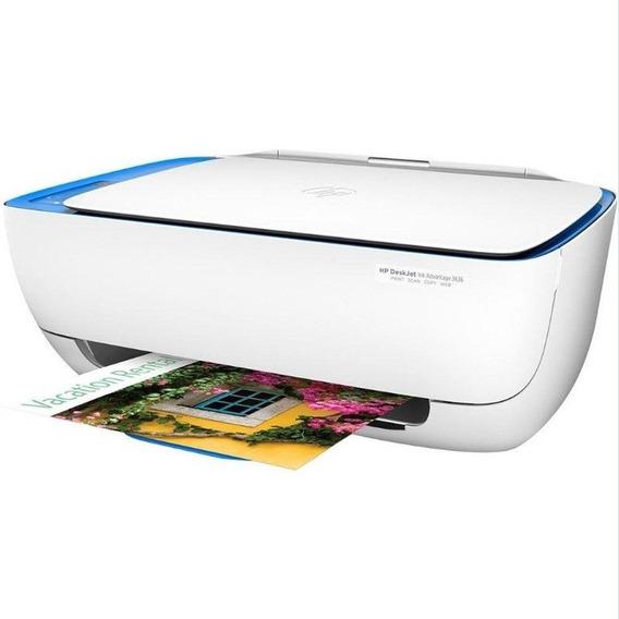 Impressora Jato Tinta Hp 3636 Nova Na Caixa Cartucho Incluso
