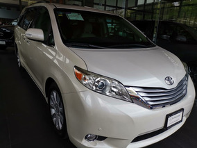 Toyota Sienna Limited Piel Limited At 2013