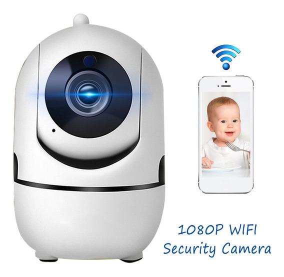 720 P/1080 P Câmera De Segurança Em Casa Sem Fio Câmera D