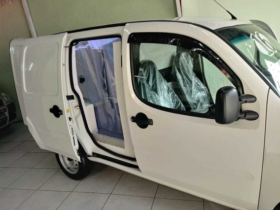 Fiat Doblo Cargo 1.8 Refrigerada - 10º Com Porta Lateral