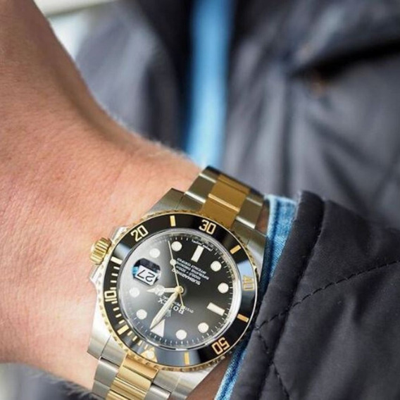 Relógio Rolex Automático Submariner 44 Mm