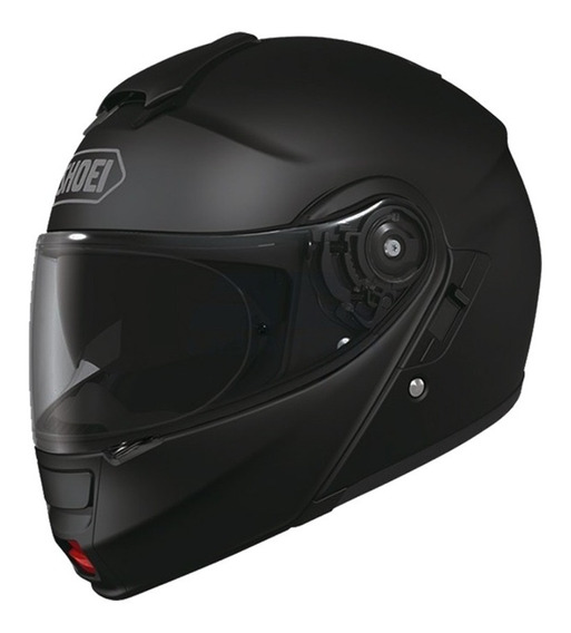 Casco Moto Shoei Neotec Negro Mate