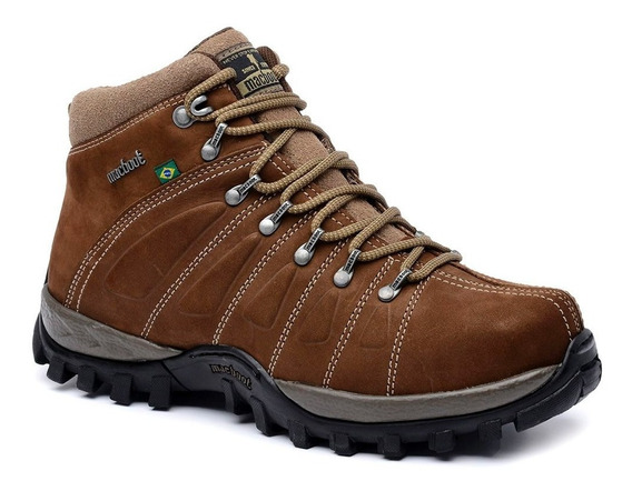 Bota Adventure Cano Alto Macboot Uirapuru 02 Andiroba