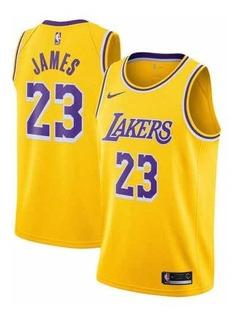 Camiseta Los Angeles Lakers | Lebron James #23 | Talle S