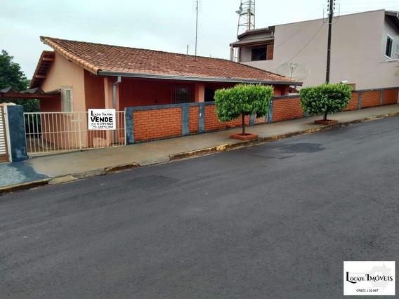 Casa A Venda No Centro De Águas De Santa Bárbara - Ca00038 - 34481118