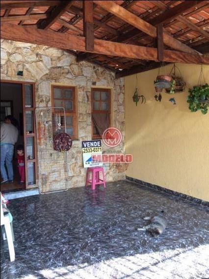 Casa Residencial À Venda, Maracanã, Piracicaba. - Ca2137