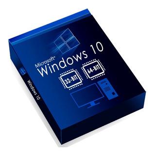 Windows 10 Pro - 32&64 Bits - Licencia Permanente