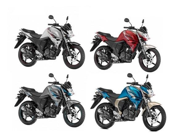 Fz-s Fi 0km - Promoción Hasta El 31 De Enero Mg Bikes