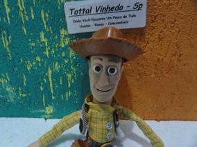 Boneco Woody Toy Story Original *