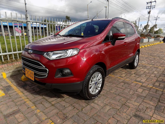 Ford Ecosport Power Shift 2.0cc At Aa