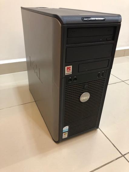 Pc Dell Optiplex Gx620 - Pentium 4 2gb Ram Hd320gb - Usado