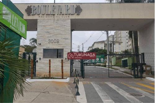 Apartamento À Venda, 47 M² Por R$ 240.000,00 - Água Chata - Guarulhos/sp - Ap4996