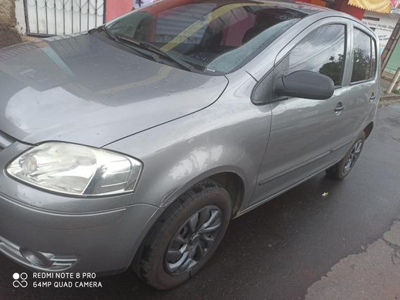 Volkswagen Fox 1.0 Plus Total Flex 5p 2006