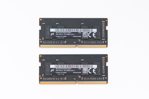 Memória Ddr4 8gb 2x4gb 2666mhz iMac 2019 Mac Mini 2018