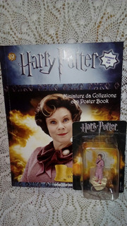Harry Potter Muñeco Figura Dolores Umbridge Usado