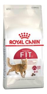 Alimento Royal Canin Feline Health Nutrition Fit 32 gato adulto mix 15kg