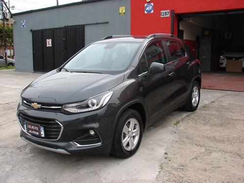 Chevrolet Tracker Premier Full  Manual Año 2018 Nueva !!