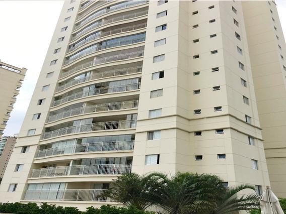 Apartamento Chateau Du Parc, 111m², Mobiliado, 3 Suites