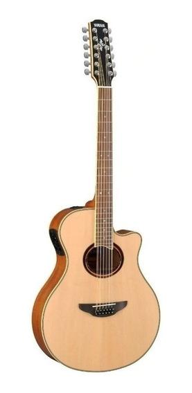 Guitarra Electroacustica 12 Cuerdas Yamaha Apx700ii12 Cuotas