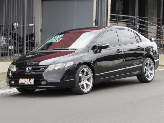 Honda Civic 2.0 Si 16v Gasolina 4p Manual