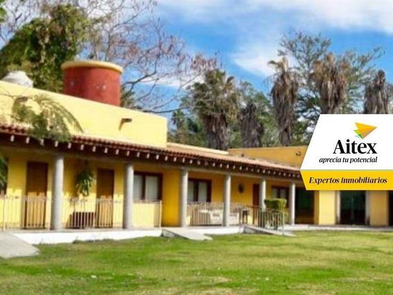 Excelente Hacienda En Venta En Xochitepec
