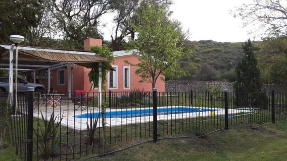 Casa Quinta En El Volcan San Luis