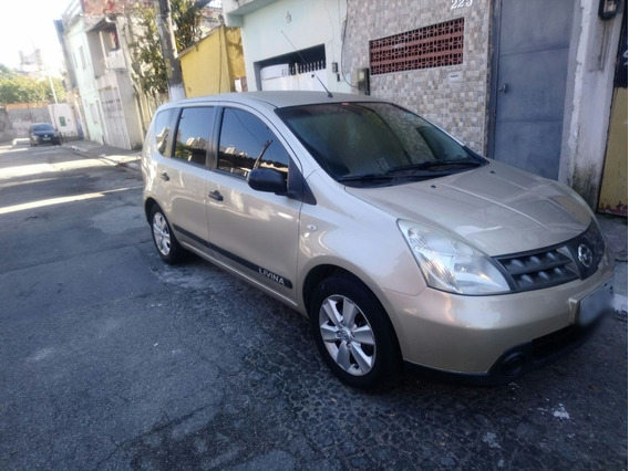 Nissan Livina 1.6 Flex