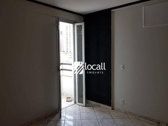 Apartamento Com 3 Dormitórios Para Alugar, 90 M² Por R$ 1.500/mês - Boa Vista - São José Do Rio Preto/sp - Ap1633