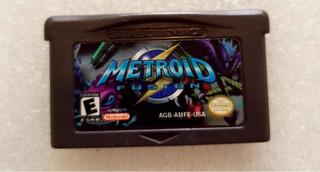 Metroid Fusión Game Boy